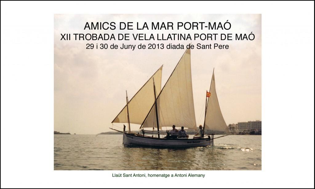 Tarja Sant Pere 13 apaissada